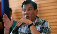 Khó lường tuyên bố mua vũ khí Trung Quốc của tổng thống Duterte