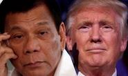 """Ông Duterte thừa nhận """"nhỏ bé"""" so với ông Trump"""