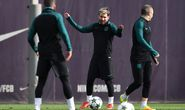 Enrique không cho Messi nghỉ trận thủ tục với Monchengladbach