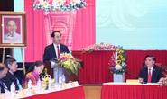 Chủ tịch nước làm việc với Tổng Liên đoàn lao động Việt Nam