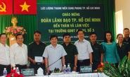 Chủ tịch Nguyễn Thành Phong đánh giá cao lực lượng TNXP