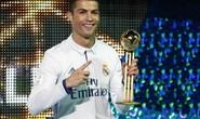 Các danh hiệu xuất sắc ồ ạt rơi vào tay Ronaldo