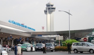 Cấm xe một số đường vào sân bay Tân Sơn Nhất trong dịp Tết