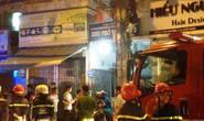 Cháy nhà trong hẻm, cả khu dân cư náo loạn