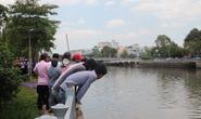 Thi thể cô gái trẻ nổi trên kênh Nhiêu Lộc – Thị Nghè