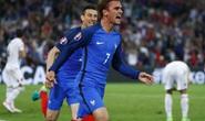 Griezmann lóe sáng, Pháp thắng muộn