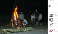 Bằng chứng về vô tư đốt lửa trong Khu Bảo tồn Hòn Bà