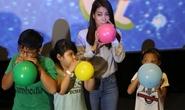 Sao Việt mang trung thu đến trẻ nghèo