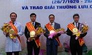 5 cá nhân được trao Giải thưởng Lưu Chí Hiếu