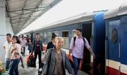 Tàu hỏa giảm 10% giá vé cho học sinh trúng tuyển
