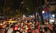 TP HCM: Cấm xe dừng, đỗ trên 3 tuyến đường