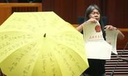 Phiên tuyên thệ náo loạn ở Hồng Kông