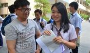 Thi THPT quốc gia: Gợi ý giải đề thi môn toán
