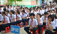 Lễ khai giảng ở ngôi trường mang tên Hoàng Sa