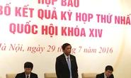 Vì sao ông Võ Kim Cự được bầu vào Uỷ ban Kinh tế?