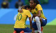 Chủ nhà Brazil vỡ mộng HCV bóng đá nữ Olympic