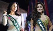 Bê bối bủa vây cuộc thi Hoa hậu Trái đất 2016
