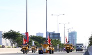 Cận cảnh Phố Đông Sài Gòn sáng 2-9