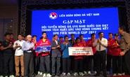 U19 Việt Nam vui như hội vì được thưởng cao gấp đôi