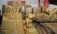 Bắt 5 đối tượng vận chuyển gần 3 tấn thuốc nổ bán cho vàng tặc