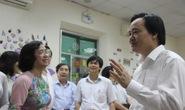 Bộ trưởng Phùng Xuân Nhạ trải lòng về thông tư 30
