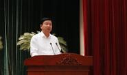 Bí thư Đinh La Thăng cảm ơn cử tri TP HCM