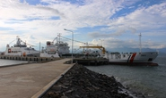 Chiêm ngưỡng 2 tàu cảnh sát biển hiện đại