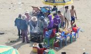 Vũng Tàu cấm tổ chức ăn uống, bán hàng rong ở bãi biển