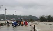 Một học sinh ở Bình Định bị nước lũ cuốn trôi tử vong