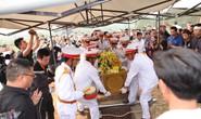 Trần Lập đã an nghỉ tại Phú Thọ