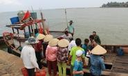 Chìm tàu chở 44 người, 1 phụ nữ tử vong