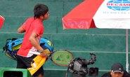 Lý Hoàng Nam hoãn thi đấu vì trời mưa