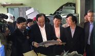 2.600 tấn hải sản đông lạnh sau Formosa đã an toàn