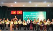 Truy tặng danh hiệu cho 230 Bà Mẹ Việt Nam Anh hùng tại TP HCM