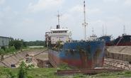 Nổ khí mê tan trên tàu, 6 công nhân lâm nạn