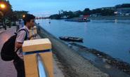 Hốt hoảng thấy thi thể trôi dưới cầu Kinh Thanh Đa