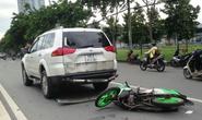 Liên tiếp 2 vụ tai nạn trên xa lộ Hà Nội, 3 người trọng thương
