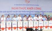 TP HCM khởi công dự án chống ngập 10.000 tỉ đồng