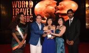 Việt Nam có Khu nghỉ dưỡng 3 lần đạt Oscar ngành du lịch