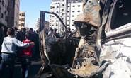 Ukraine tính đưa quân đến Syria