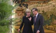 Bất chấp hội đàm, Úc - Trung Quốc tiếp tục bất đồng về biển Đông