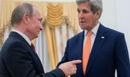 """TT Putin trêu Ngoại trưởng Mỹ """"đem tiền đến Nga mặc cả"""""""