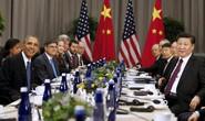 Ông Tập gặp TT Obama: Nóng chuyện biển Đông