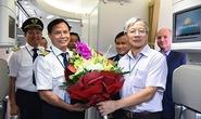 Vietnam Airlines đón nhận máy bay Boeing 787-9 Dreamliner đầu tiên