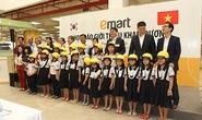 Emart gia nhập thị trường Việt Nam