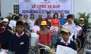 Tặng xe đạp cho học sinh nghèo ở Lâm Đồng