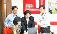 Home Credit chúc mừng khách hàng trúng thưởng