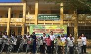 Tặng 50 xe đạp cho học sinh nghèo hiếu học ở Đam Rông