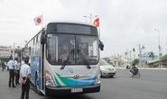 Triển khai 5 tuyến xe buýt mới tại Bình Dương