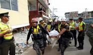 Lời kể rợn người của nạn nhân động đất Ecuador